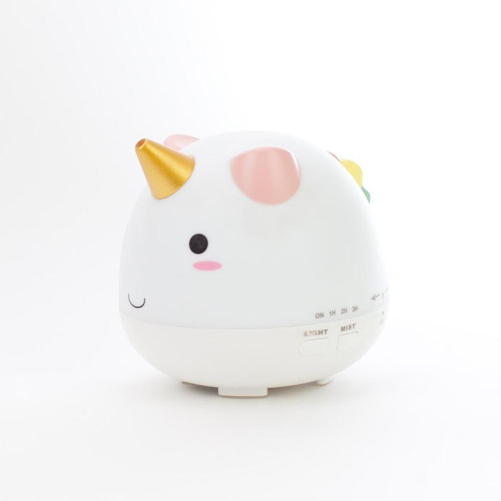 Smoko Elodie Unicorn 3-in-1 Diffuser Humidifier Night Light - - Smoko - Yellow Octopus