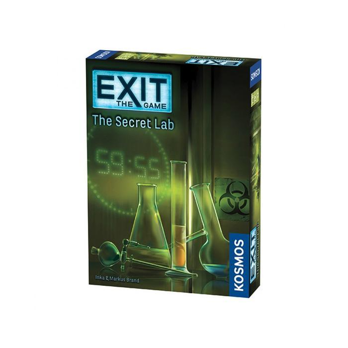 VR Distribution Exit The Game: The Secret Lab
