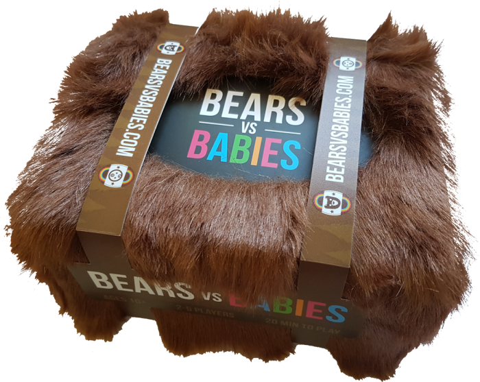 VR Distributions Bears vs Babies Game