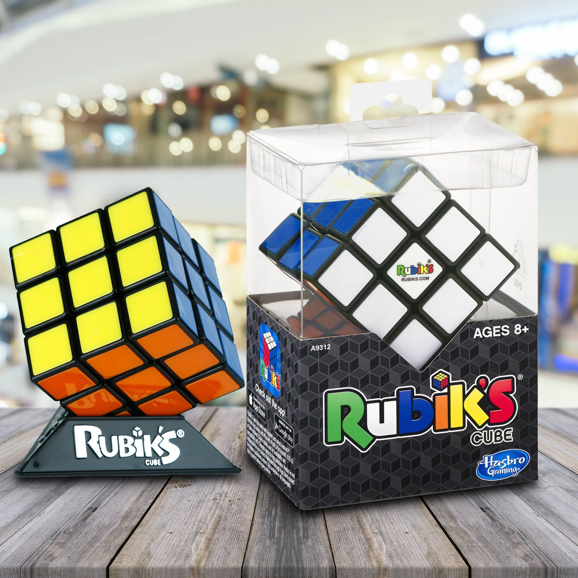 VR Distributions The Original Rubik's Cube
