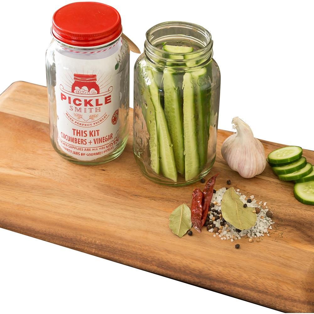 Picklesmith Pickle Making Kit - - Picklesmith - Yellow Octopus