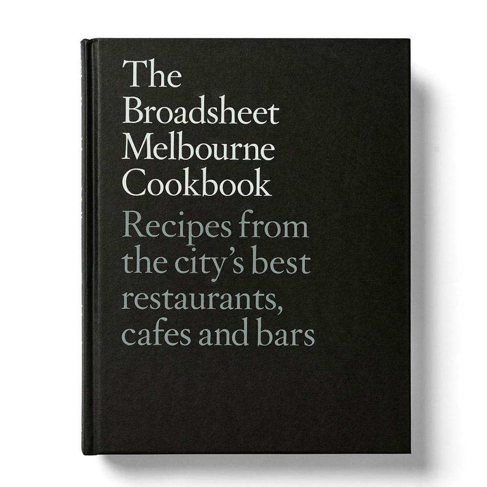 The Broadsheet Melbourne Cookbook - - Broadsheet - Yellow Octopus