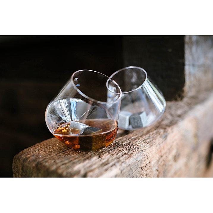 Wild & Soft Gentlemen's Hardware Rocking Whiskey Glasses