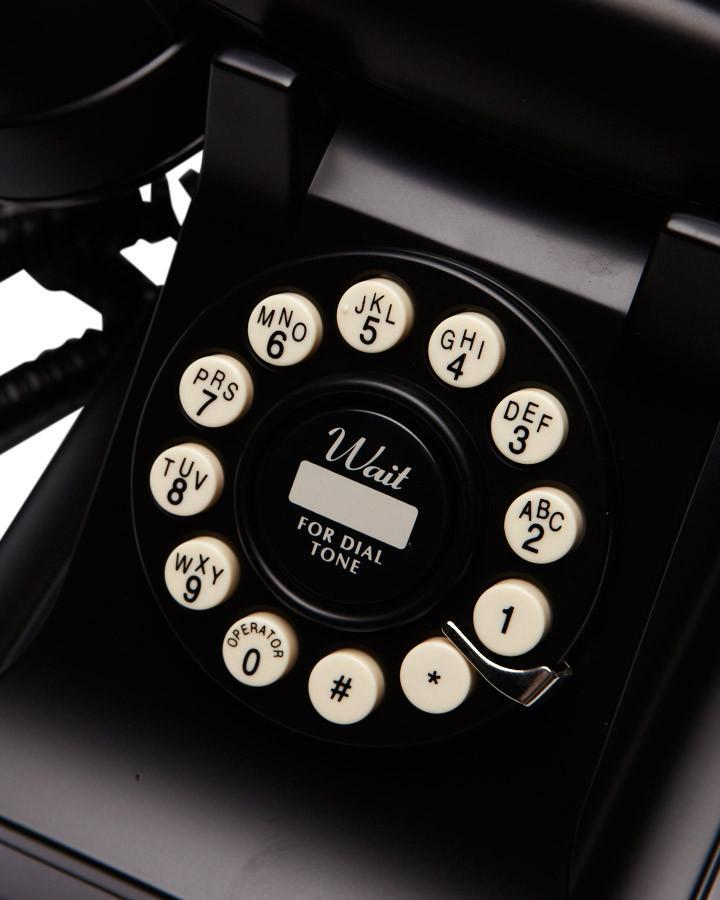 Wild & Wolf 1930s Retro Style Desk Telephone | Series 302