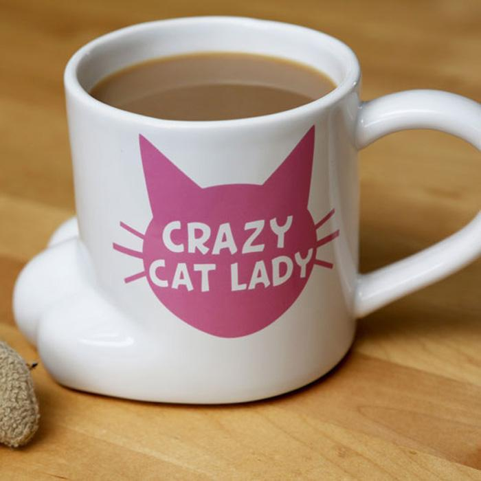 William Valentine Crazy Cat Lady Coffee Mug