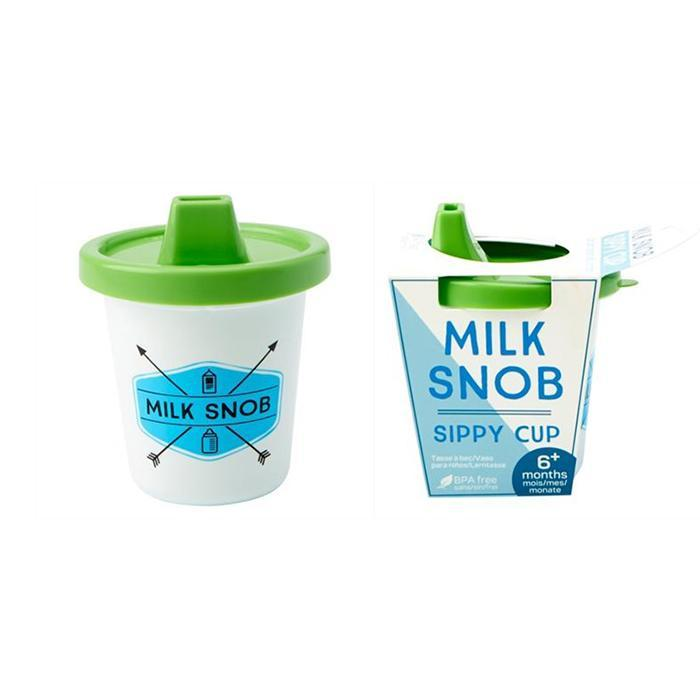 William Valentine Milk Snob Kids Sippy Cup