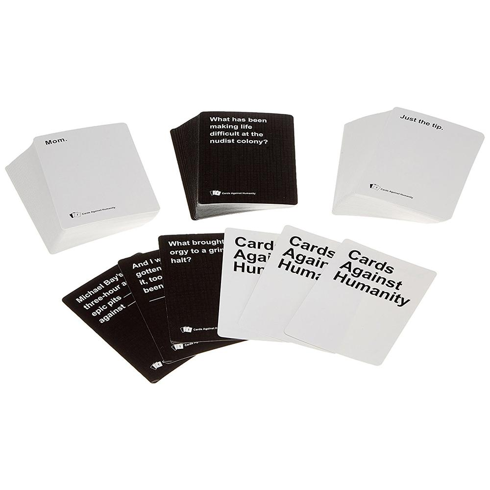 The Offensive Cards Against Humanity Party Game