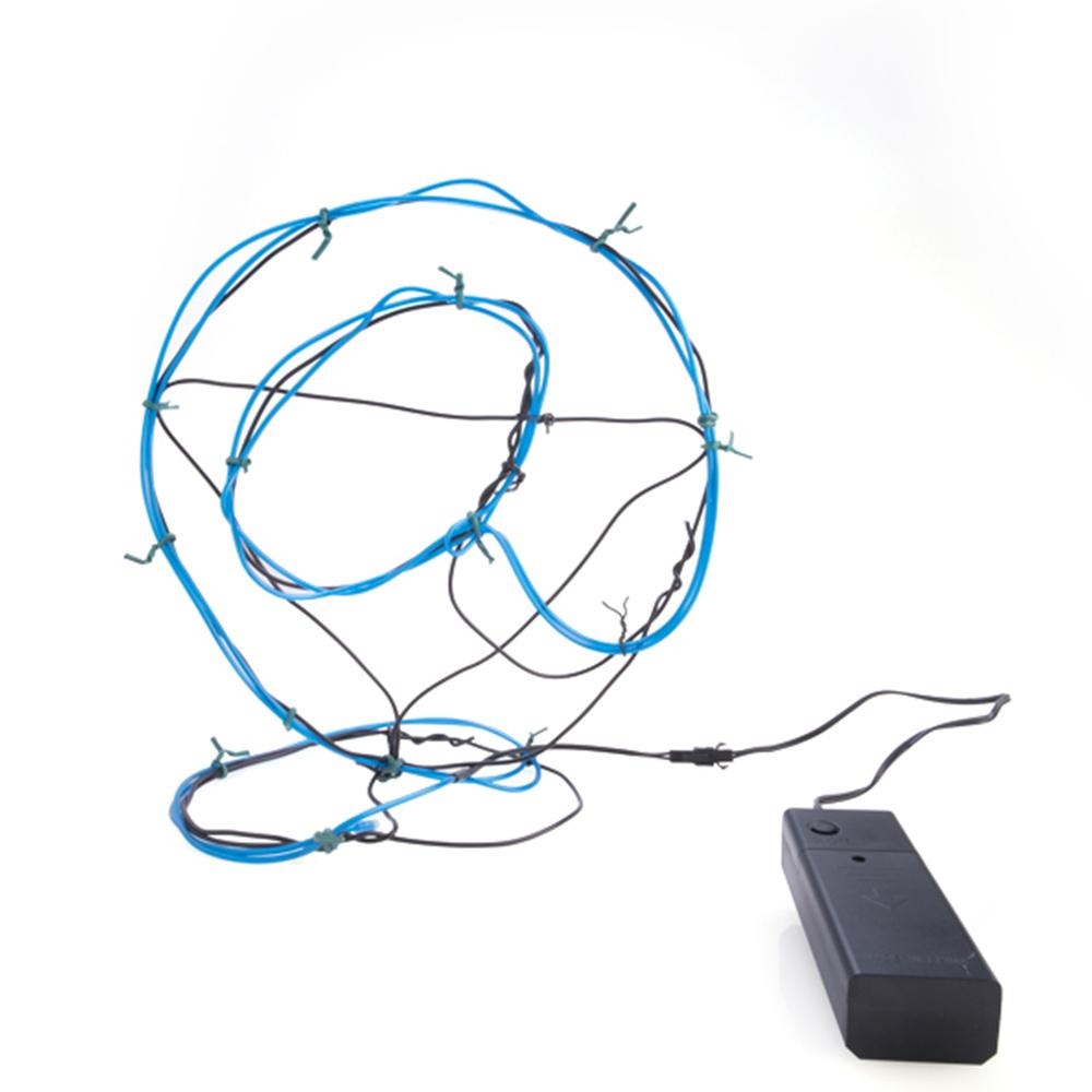 Diy Custom Neon Light Kits 3 Metres Wire Ties Pink Or Blue Electrical Wiring South Africa
