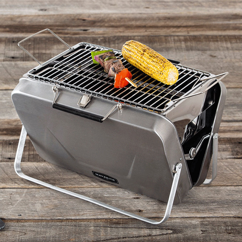 Into The Wild Portable Suitcase BBQ
