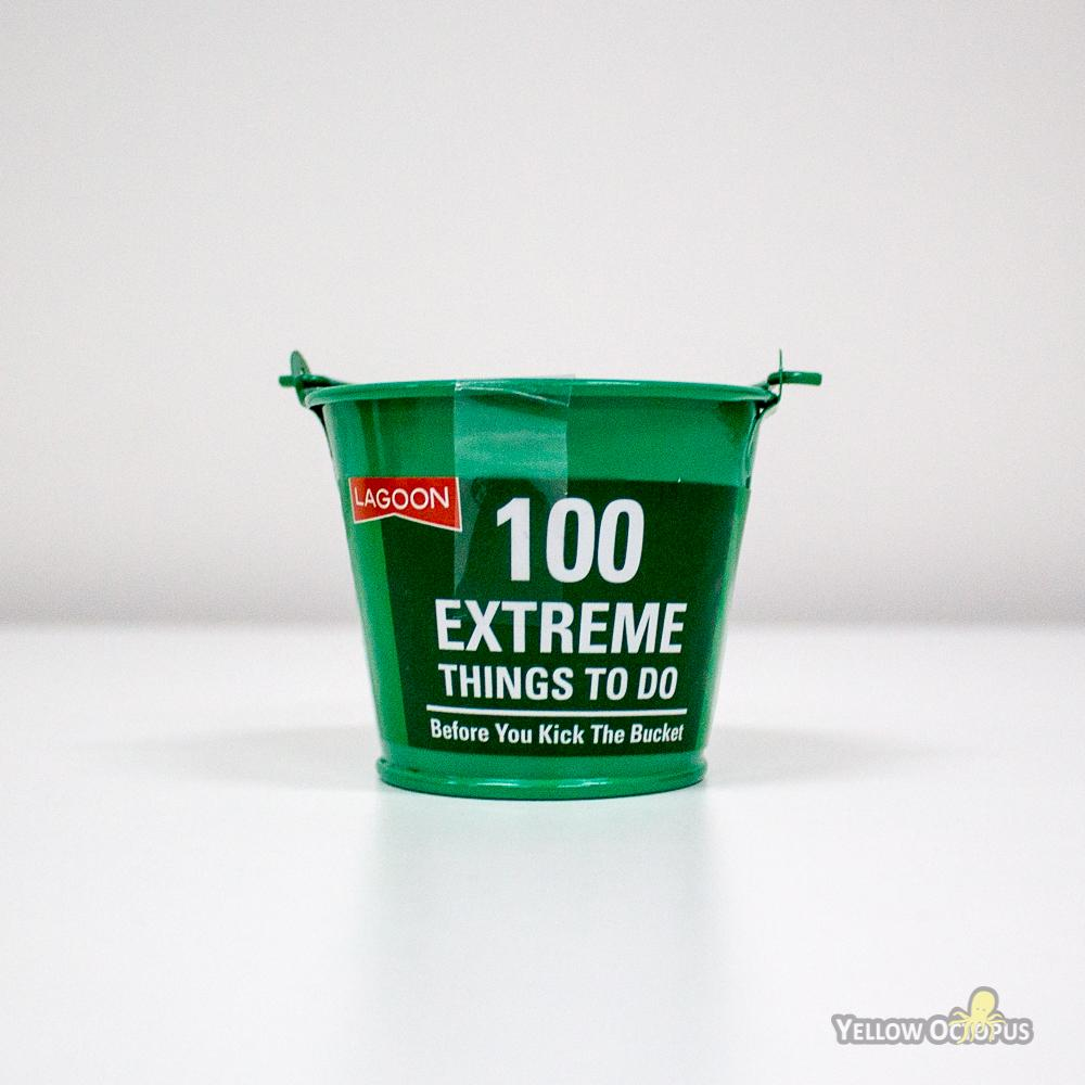 Lagoon Tabletop 100 Things Bucket Lists | 6 Varieties