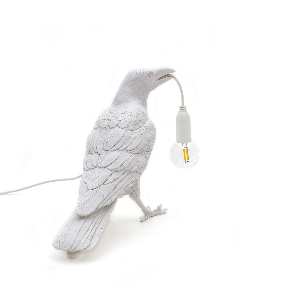 Italian Designer Bird Lamp by Seletti - - Seletti - Yellow Octopus