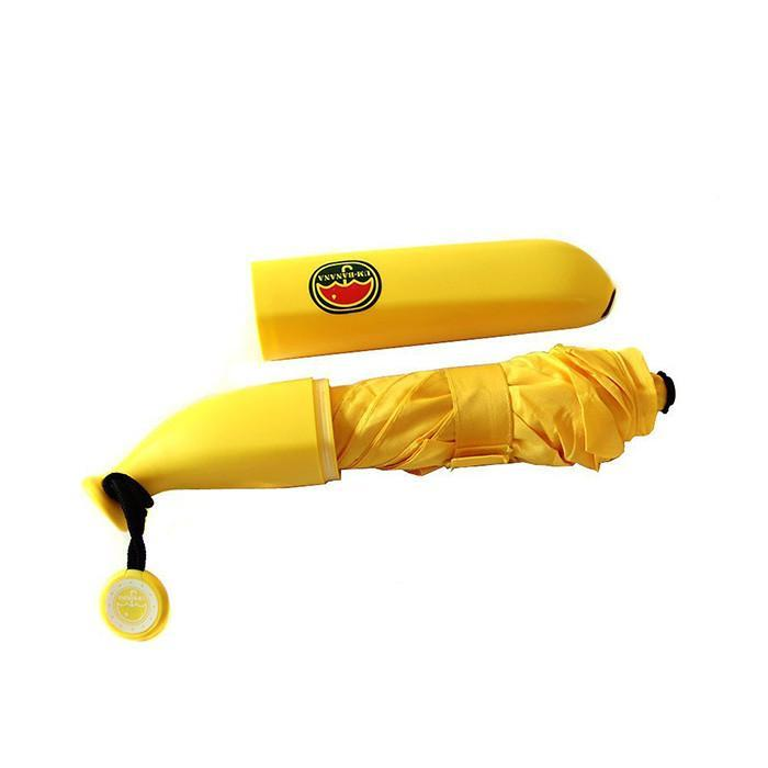 Banana Umbrella - - Yellow Octopus - Yellow Octopus