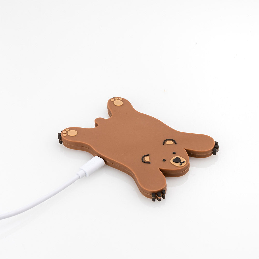 Pete the Bear Wireless Charger