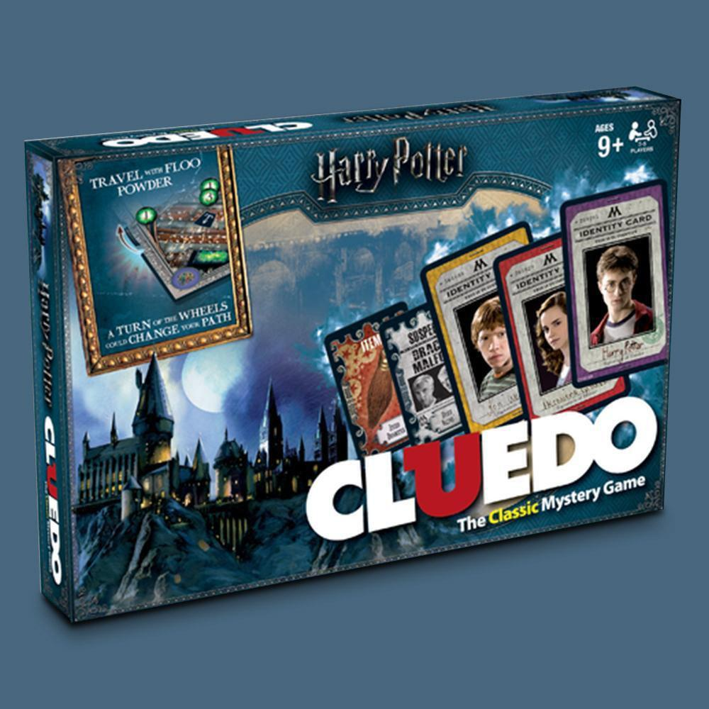 Harry Potter Cluedo Mystery Game - - Harry Potter - Yellow Octopus