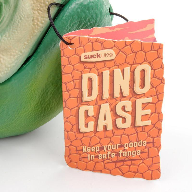 Yellow Octopus Dino Case