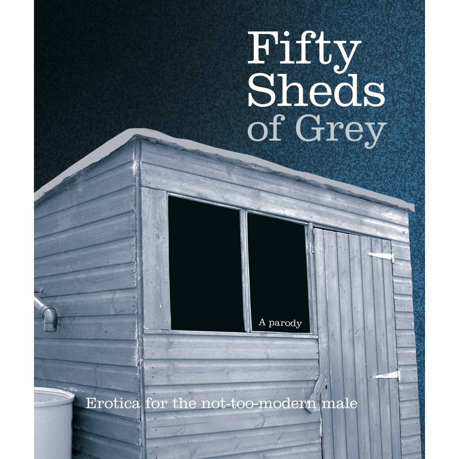 Fifty Sheds Of Grey - - 0 - Yellow Octopus