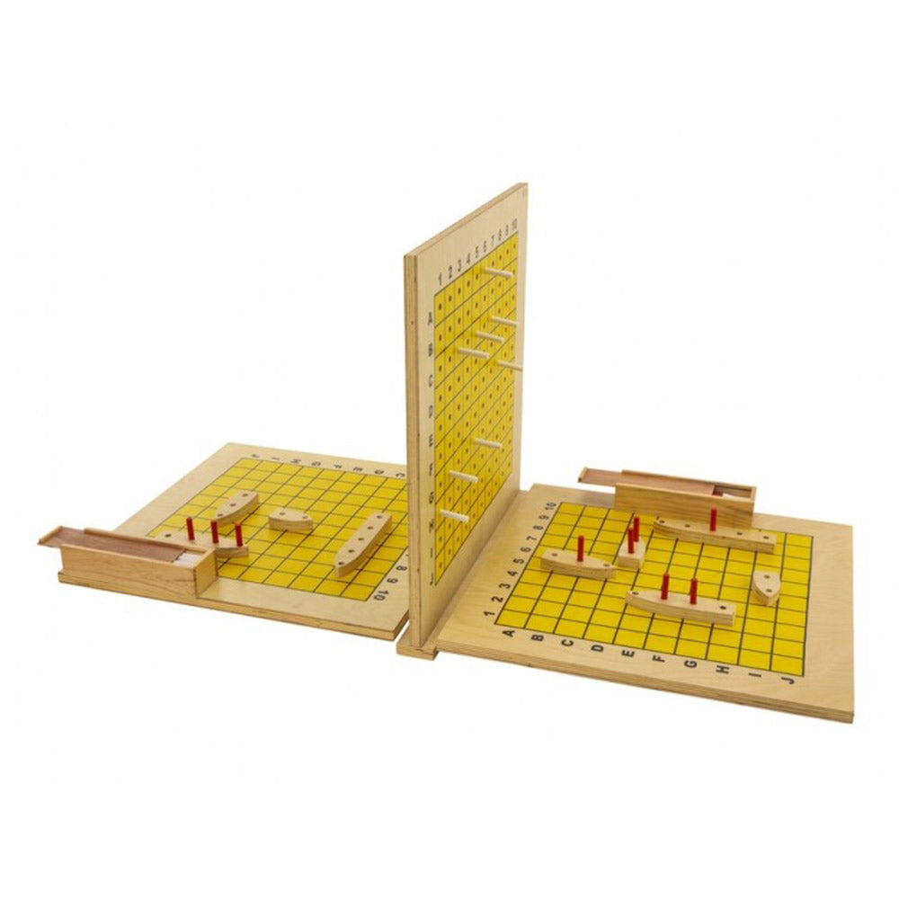 Wooden Giant Ships Board Game
