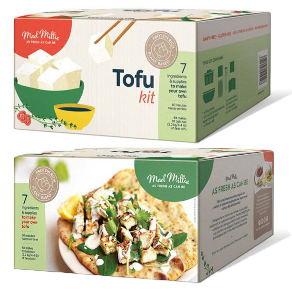 Mad Millie Make Your Own Tofu Kit