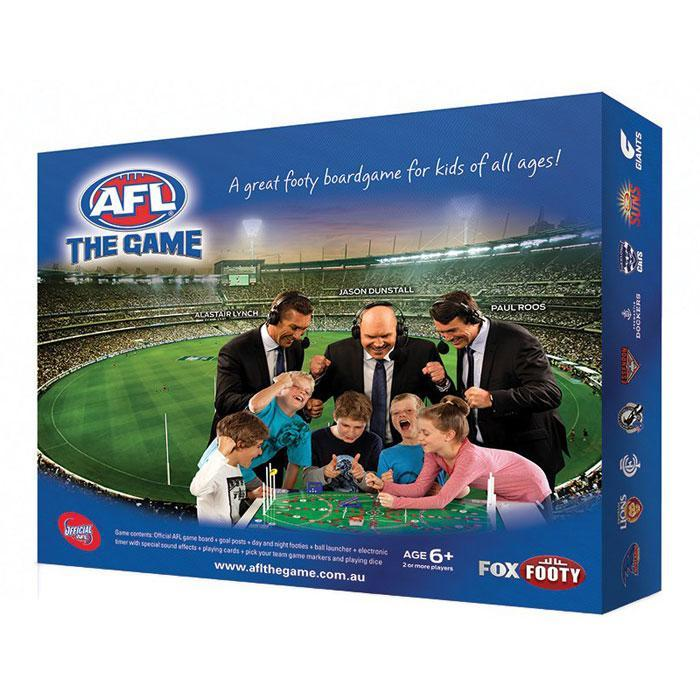 Official AFL Boardgame - - Yellow Octopus - Yellow Octopus