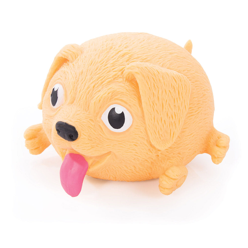 Playful Puppy Squishy Toy