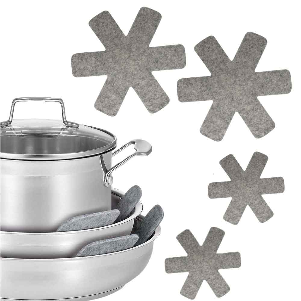 Pot & Pan Protectors Set of 4