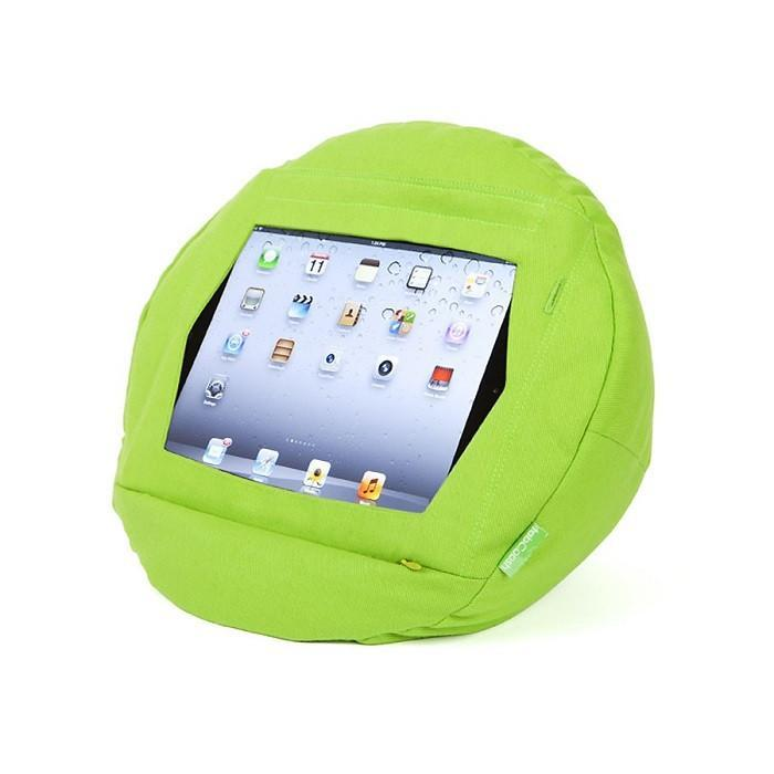TabCoosh Beanbag Pillow for iPad 1/2/3/4 & Air - TabCoosh Appletini Green - Yellow Octopus - Yellow Octopus