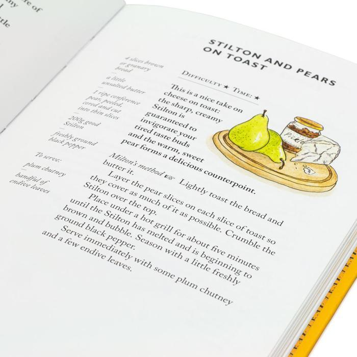 The Hungover Recipe Cook Book - - 0 - Yellow Octopus