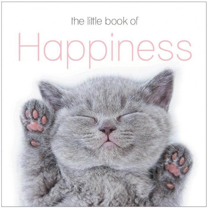 Yellow Octopus The Little Book Of Happiness: Cats