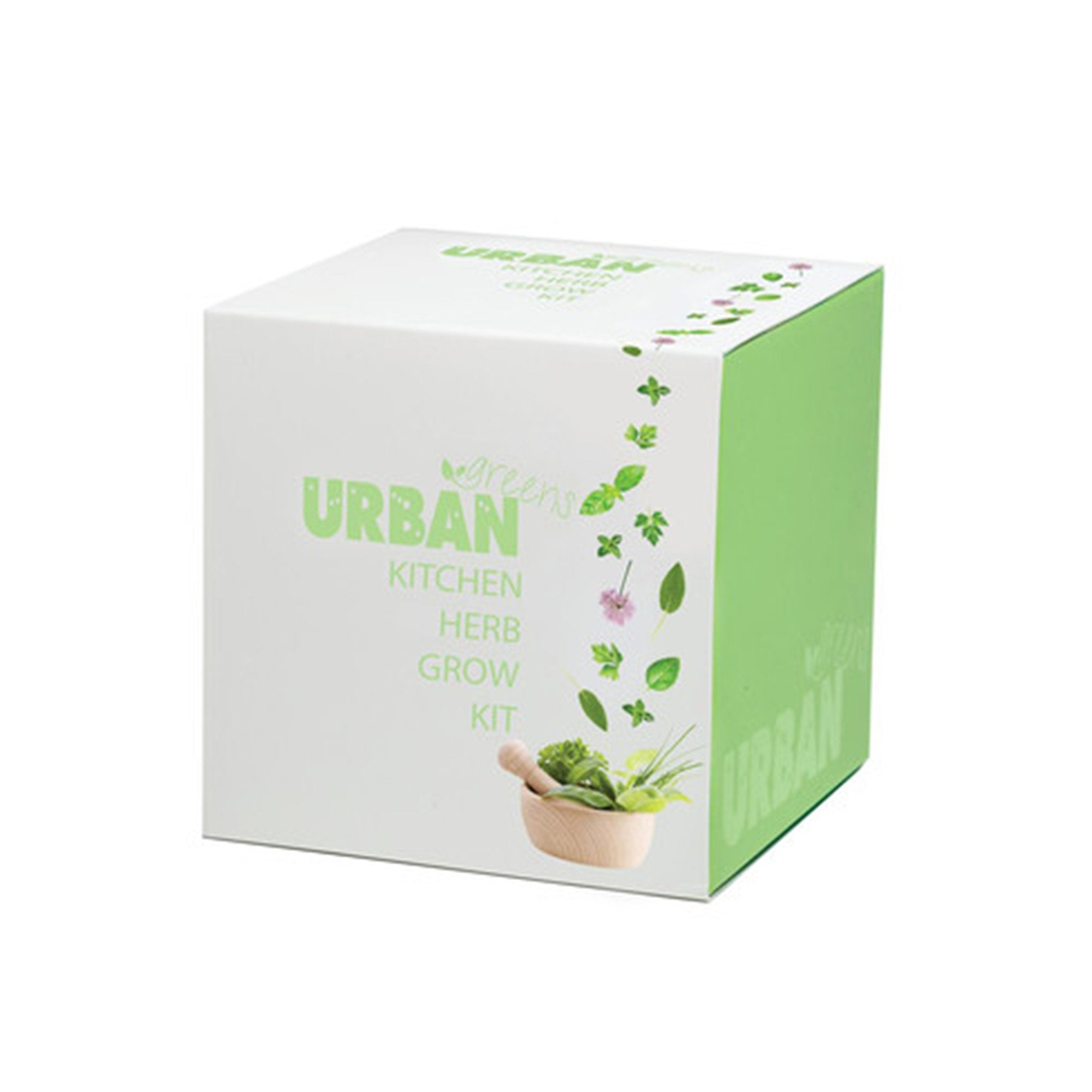 Urban Greens Herb Grow Kits - Kitchen Herbs - Urban Greens - Yellow Octopus