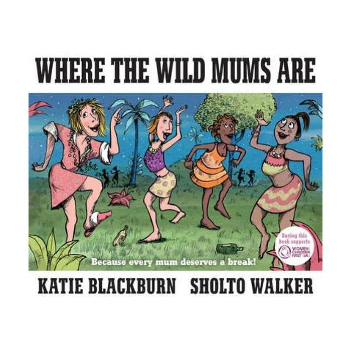 Where The Wild Mums Are Book - - 0 - Yellow Octopus