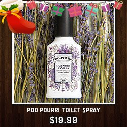 POO POURRI TOILET SPRAY | MAKE YOUR POOP NOT STINK!
