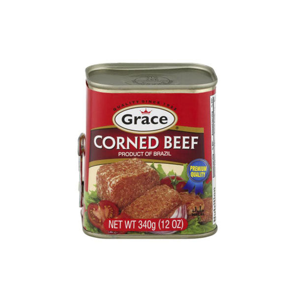 Grace Corned Beef, 14 oz