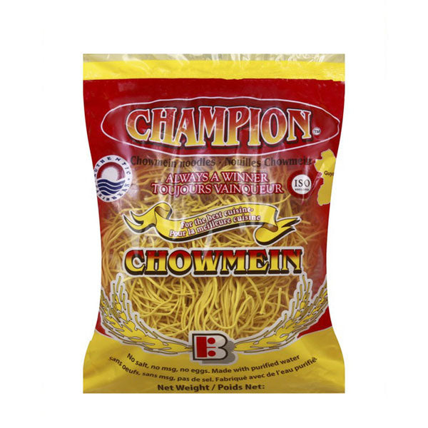 Champion Chowmein Noodles 12 oz
