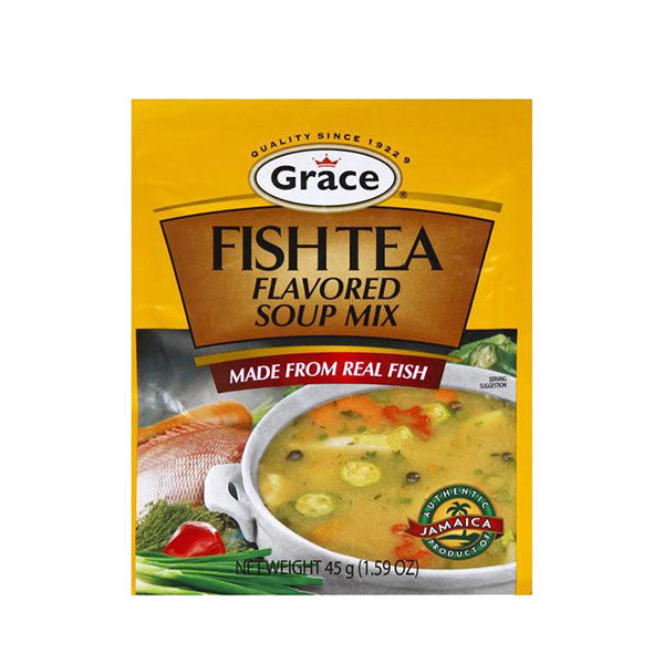 Grace Fish Tea Flavored Soup Mix