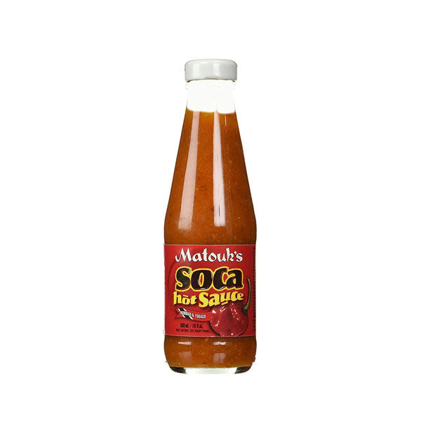 Matouk's SOCA Hot Sauce 10oz