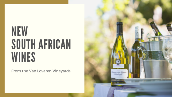 NEW SOUTH AFRICAN WINES AT GANYMEDE