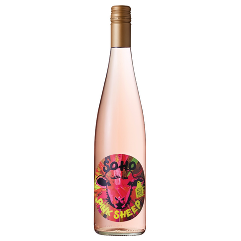 SOHO Pink Sheep Rose from SOHO Estate winery NZ is a winner for this Spring Summer.
