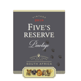 Five's Reserve Pinotage