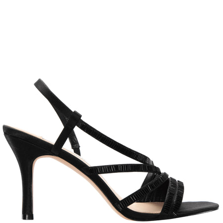 CIANNA-BLACK MINI MATTE FAILLE