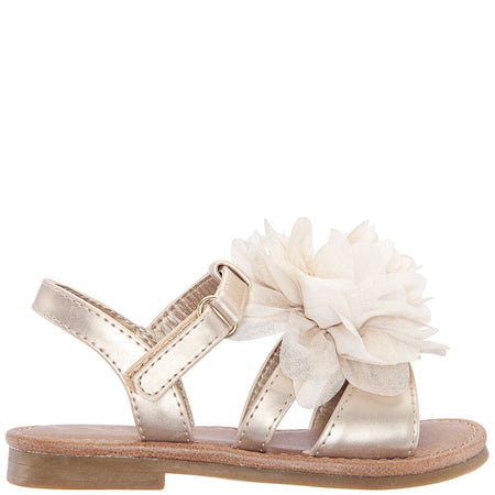 ESTHER-TODDLER-WHITE CHUNKY GLITTER