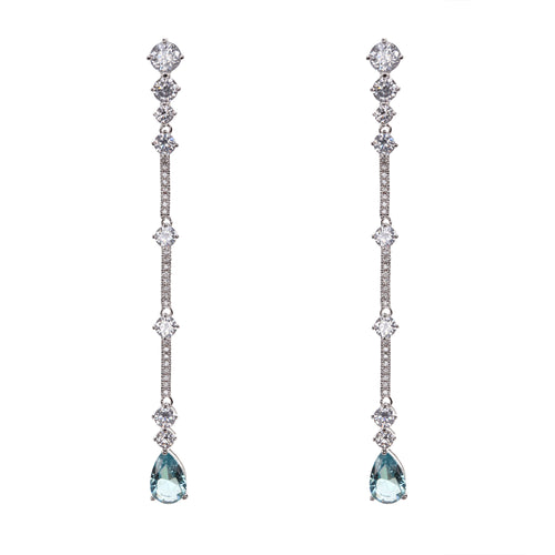 ARLEY EARRING-LT.BLUE