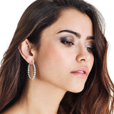 ARMIN EARRING-ROSE GOLD