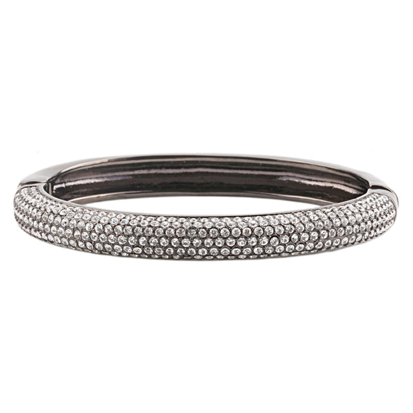 AARON BRACELET-BLACK DIAMOND