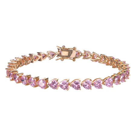 ALVEE BRACELET-BLUSH ROSE