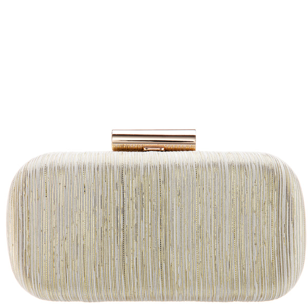 BEDFORD2-GOLD METALLIC STRIPE