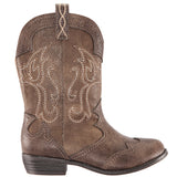 BETI-BROWN DISTRESSED
