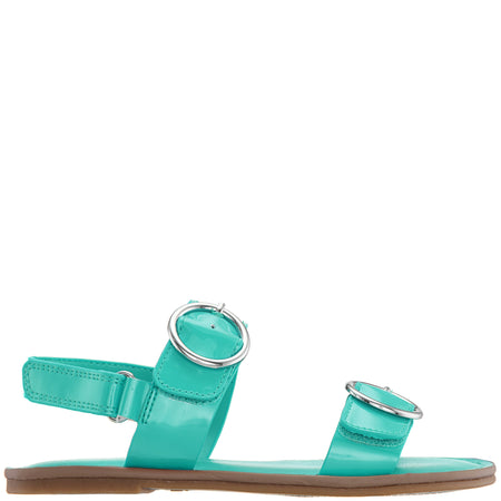 MARGAREE-TURQUOISE METALLIC