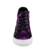CAROLEEN-PURPLE FLIP SEQUIN