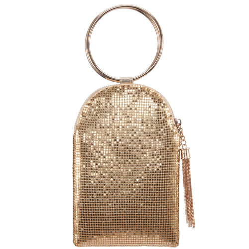 CHANDLER-GOLD MESH