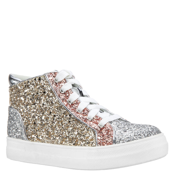 CHESSICA-SILVER CHUNKY GLITTER